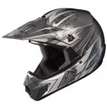 HJC CL-XY Pop'n Lock MC-5 Helmet Gray/Silver/White