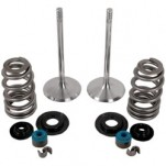 Vance & Hines High V-Twin Valve Exhaust Kit for Twin Cam 05-16