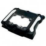 Roland Sands Design Clarity Rocker Box Covers for Twin Cam 99-13