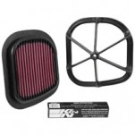 K&N Air Filter for 530 XCF-W 08-15