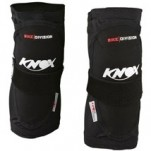 Knox Women's Guerilla V14 Knee Guards Black