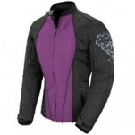 Joe Rocket Women's Alter Ego 3.0 Jacket Purple/Black