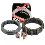 Barnett Performance Carbon Fiber Clutch Kit for FZ-6 04-05