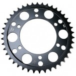 Driven 520 Steel Rear Sprocket for YZF-R6 03-05