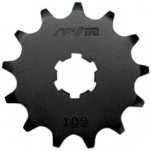 Sunstar 420 Front Sprocket for KLX110 02