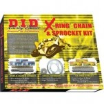 DID 520 X-Ring Chain Kit for ZX6R 07-12