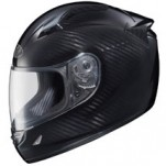 Joe Rocket Speedmaster Carbon Fiber Weave Helmet Black-Titanium
