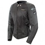 Joe Rocket Women's Goldwing Skyline 2.0 Mesh Jacket Black/Black
