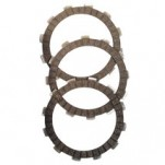 Barnett Performance Kevlar Friction Plates for Monster 696 09-12