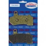 LRB Gold Plus Front Brake Pad for FLHR 08-12