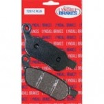 LRB Z-Plus Rear Brake Pad for FXST 08-12