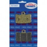 LRB Gold Plus Front Brake Pad for 1125R 08