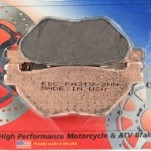 EBC HH Sintered Rear Brake Pads for XV1700 Road Star Warrior 02-03
