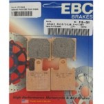 EBC HH Sintered Front Brake Pads for ZX14R/ABS 06-17