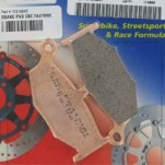 EBC HH Sintered Rear Brake Pads for GSX1300R Hayabusa 08-12