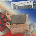 EBC HH Sintered Rear Brake Pads for F700GS 13-15