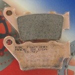 EBC HH Sintered Rear Brake Pads for Octane 17
