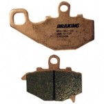 Braking High CM56 Brake Pads for Versys/ABS 07-13