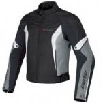 Dainese Crono Textile Jacket Black/Castle-Rock/White