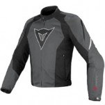 Dainese Laguna Seca Textile Jacket Dark-Gull-Gray/Black/White