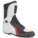 Dainese Tr-Course In Air Boots Black/White/Red-6