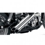 Vance & Hines Sideshots Full Exhaust Chrome for FXDF 06-11 (Closeout)