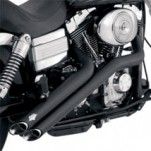 Vance & Hines Sideshots Full Exhaust System for Dyna 06-11 (Closeout)