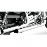 Vance & Hines Straightshots Exhaust for XL 04-13