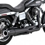 Vance & Hines Pro Pipe Full Exhaust System for Dyna 06-11 (Closeout)