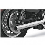 Vance & Hines Straightshots Slip-ons Exhaust for XL 04-13