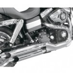 """Drag Specialties 3"""" Slip-On Muffler (Slash-Out) for FXDWG 10-13 (Closeout)"""