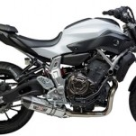 Yoshimura R-77 Full Exhaust for Yamaha FZ-07 14-16