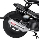 Yoshimura TRC Full Exhaust for Ruckus 03-16