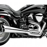 Cobra Tri-Pro Exhaust for XV1300 Stryker 11-14 (Closeout)