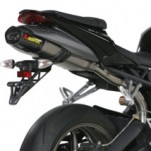 Akrapovic Racing Full Exhaust (Slash) for Daytona 675 09-12