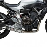 Yoshimura R-77 Full Exhaust for FZ-07 14-16