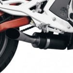 Jardine GP1 Slip-On Exhaust for Versys 650 06-11