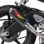 Hotbodies MGP Growler Exhaust for YZF-R6 06-15