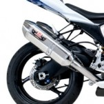 Yoshimura Street Dual R-77 Slip-On Exhausts for GSX-R1000 09 (Closeout)
