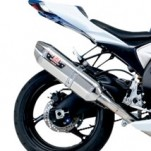 Yoshimura R-77 4-Into-1 Slip-On Exhaust for GSX-R1000 11 (Closeout)