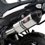 Yoshimura R-77 Slip-On Exhaust for F800GS 11-15