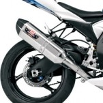 Yoshimura R-77 Slip-On Exhaust for GSX-R1000 09