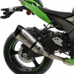 Leo Vince Factory S Slip-On Exhaust for ZX10R 04-16