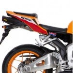 Akrapovic Slip-On Exhaust for CBR600RR 13-14