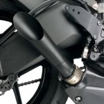 Hotbodies Slash-Cut Megaphone Exhaust for ZX6R 09-12 (Closeout)