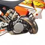 FMF Factory Fatty Pipe for RM125 01-07