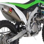 Akrapovic Racing Full Exhaust for KX450F 09-14