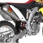 Akrapovic Racing Full Exhaust for RM-Z250 10-14