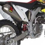 Akrapovic Racing Full Exhaust for RM-Z450 08-14