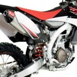 Yoshimura RS-4 Competition Series Exhaust for YZ450F 10-13